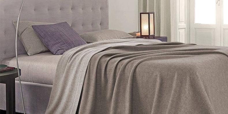 Coperta pura lana vergine: la regina della camera da letto